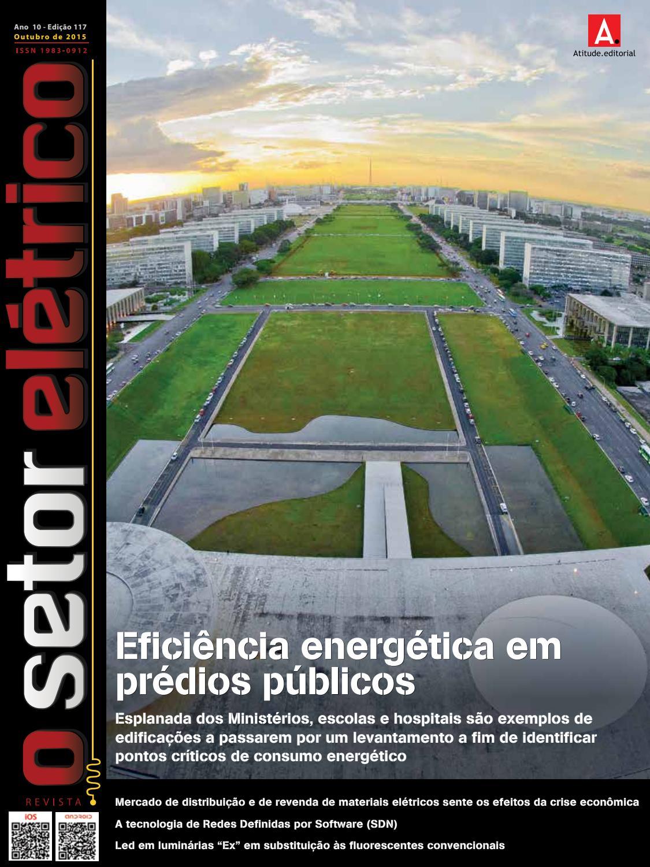 67b7a9fe7d1 O Setor Elétrico (Edição 117 - Outubro 2015) by Revista O Setor Elétrico -  issuu