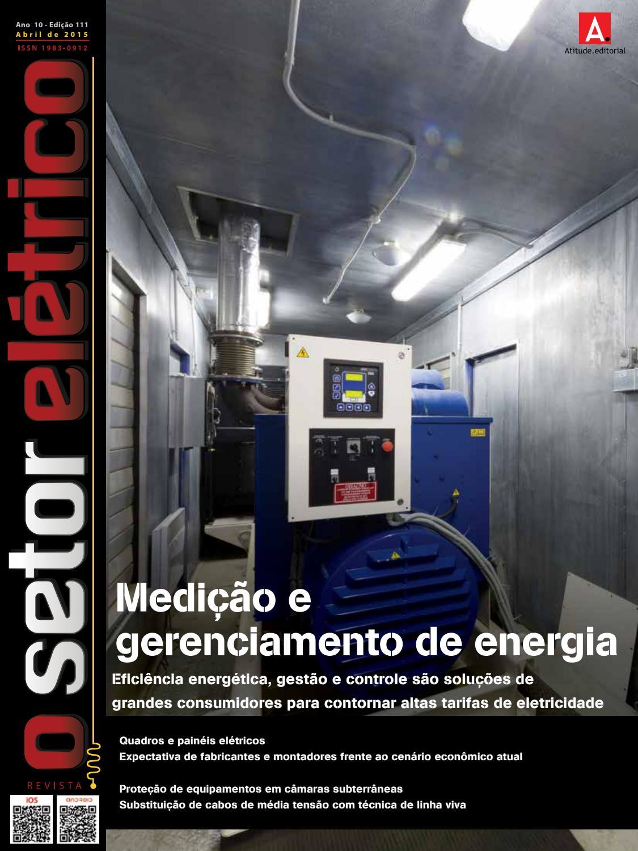 b097c6d626f O Setor Elétrico (Edição 111 - Abril 2015) by Revista O Setor Elétrico -  issuu