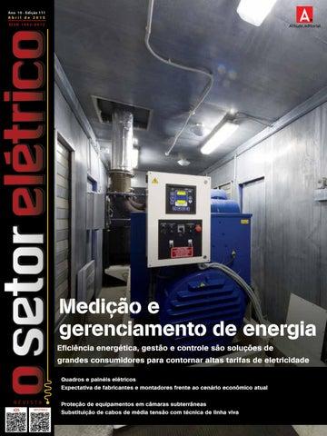 16416c86902 O Setor Elétrico (Edição 111 - Abril 2015) by Revista O Setor ...