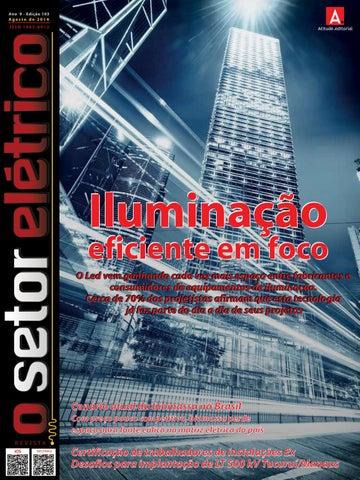 43647a57d O Setor Elétrico (Edição 103 - Agosto 2014) by Revista O Setor ...