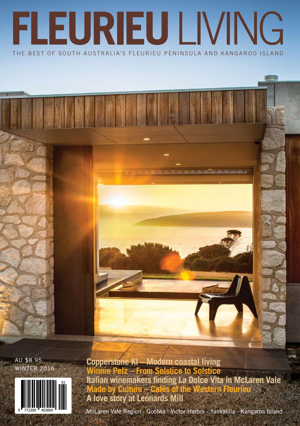 Fleurieu Living Magazine Winter 2016 By Pty Ltd Issuu Froot Loops 300g Free Foot Ball Bowl P