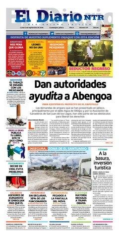 El Diario NTR 511 by NTR Guadalajara - issuu 9fdc56e57187