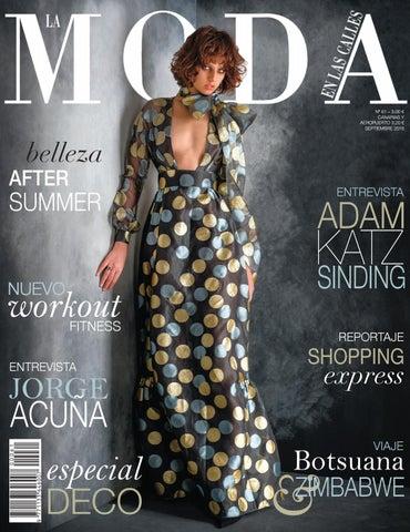 LA MODA EN LAS CALLES 61 by EDIMODA issuu