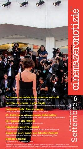 CinemazeroNotizie Settembre 2016 by cinemazero - issuu 91f9c0e288d