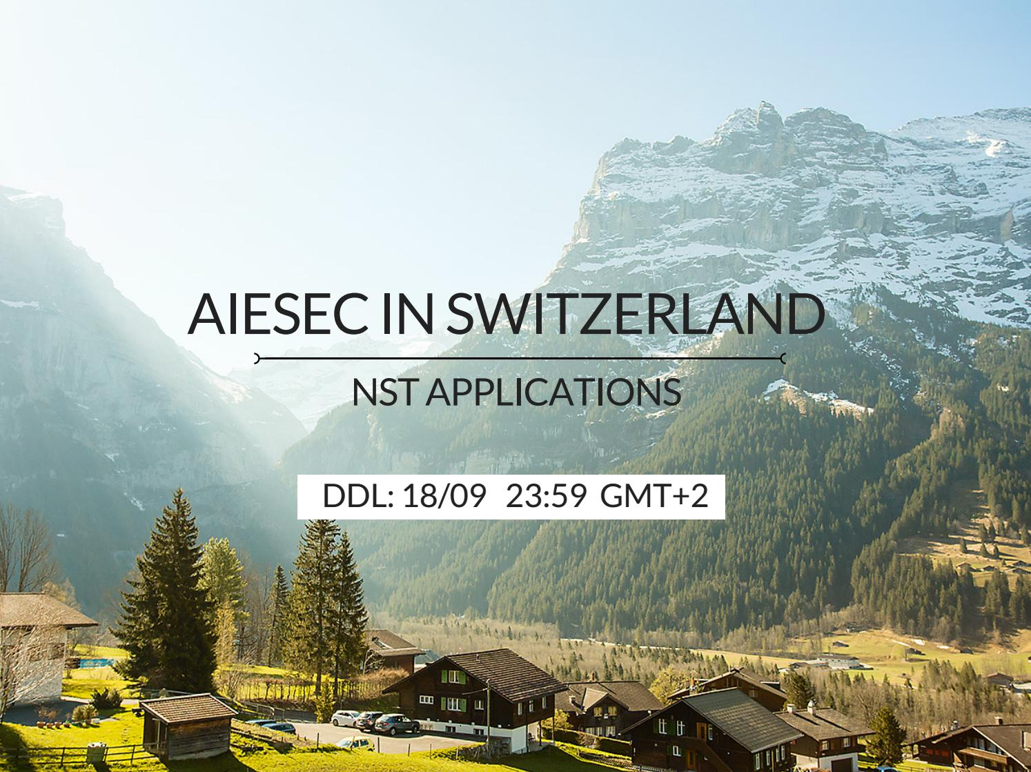 aiesec application