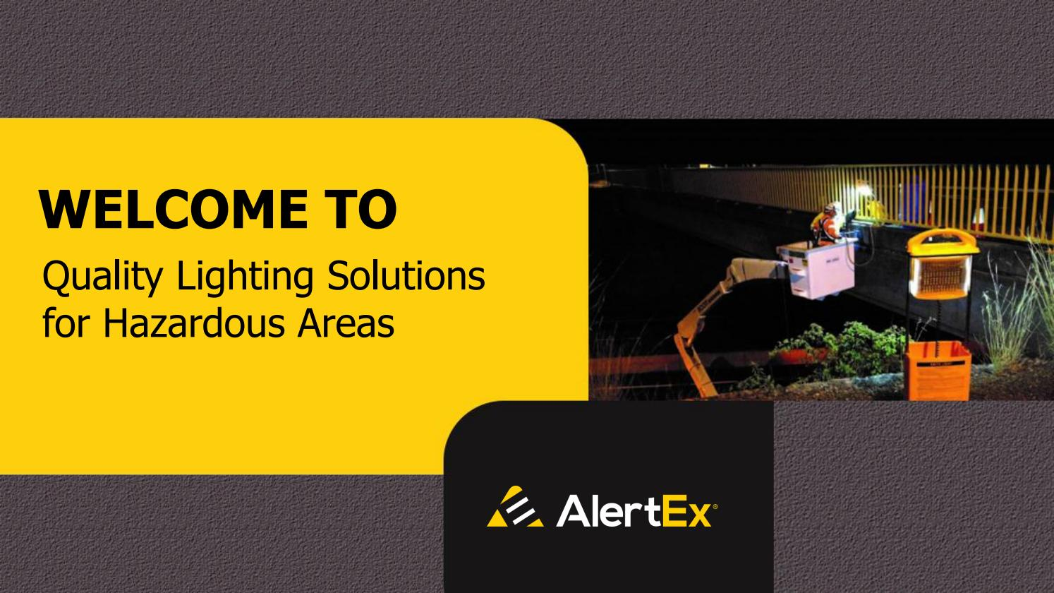 Quality Lighting Solutions For Hazardous Areas