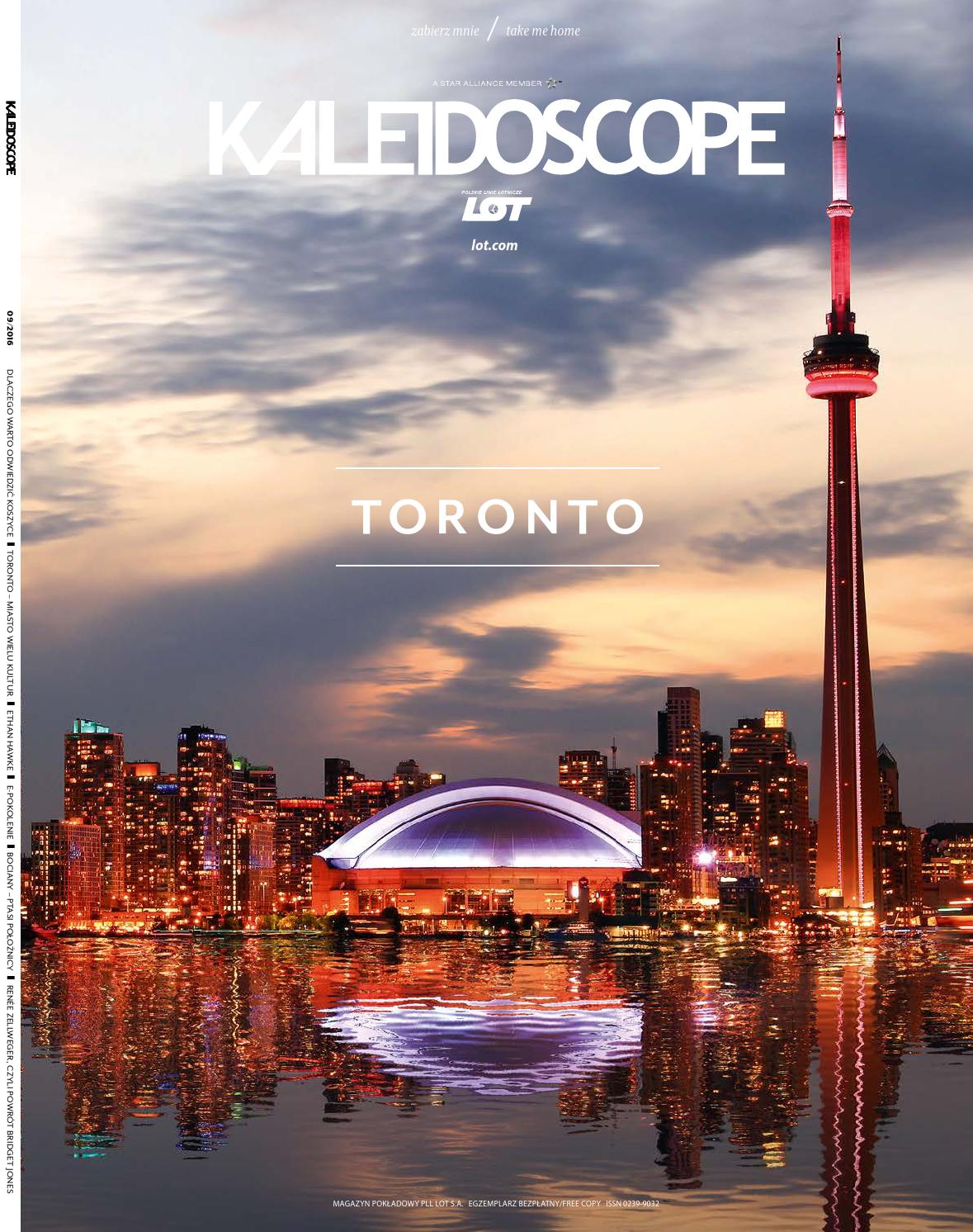 90970aa5 Kaleidoscope September 2016 by LOT Polish Airlines - issuu