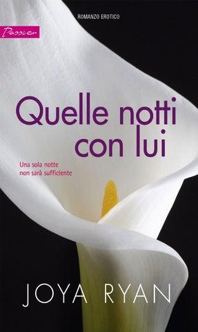 Quelle notti con lui by Harmony - issuu c39c4bf90764