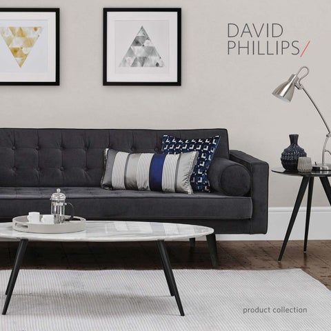 77a5fe6eb507 David Phillips Product Catalogue 2016/17 by David Phillips Furniture ...