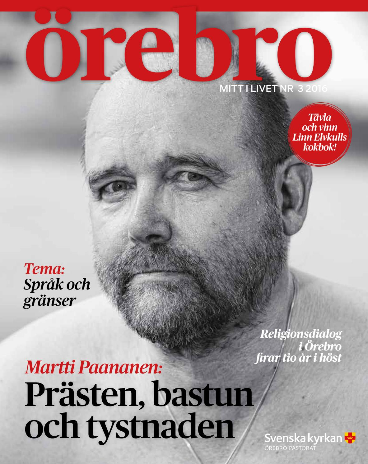 Frelsning: Tobias Karlsson Inte alltid en dans p rosor