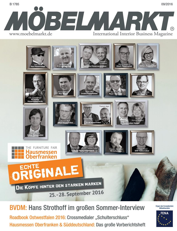moebelmarkt oberfranken by rsm kommunikations marketing gmbh issuu. Black Bedroom Furniture Sets. Home Design Ideas
