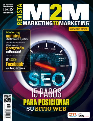 Revista M2m 23 Revista Proveedores By Legis Sa Issuu
