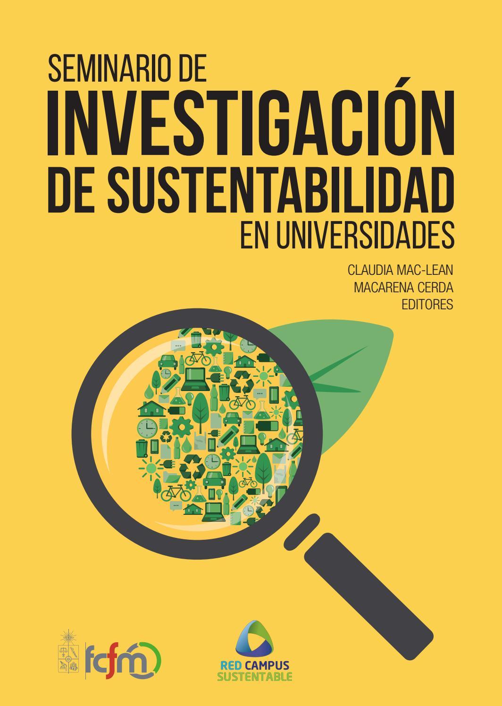 Seminario de Investigación de Sustentabilidad en Universidades by ...