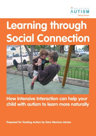 Intensive Interaction: Learning through Social Connection by