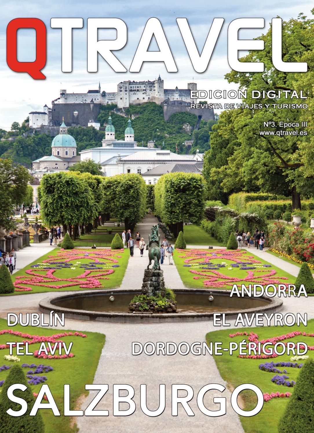 Revista de viajes QTRAVEL Digital nº3 by REVISTA QTRAVEL - issuu