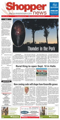 Hallsfountain city shopper news 090716 by shopper news issuu page 1 fandeluxe Choice Image
