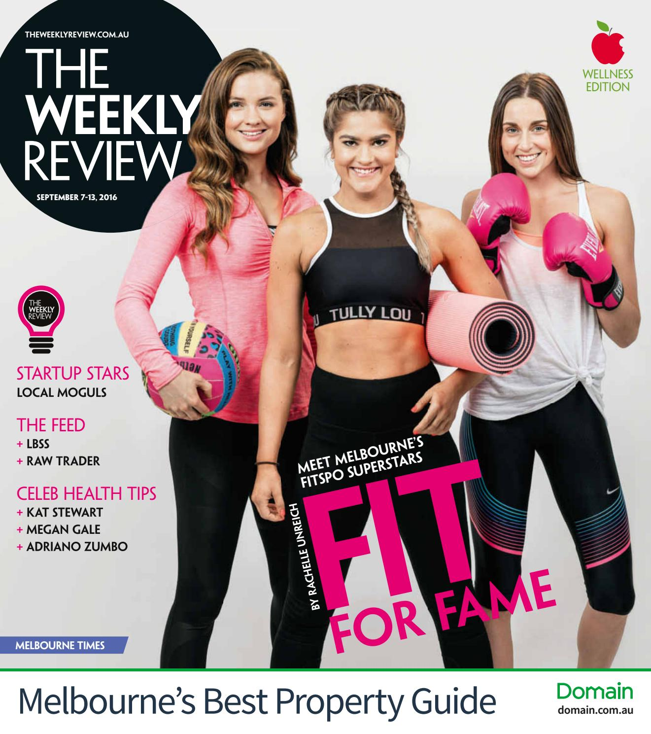 c79774e3115b3 The Weekly Review Melbourne Times by The Weekly Review - issuu