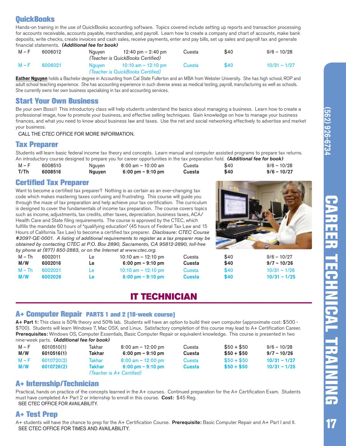 Abc adult school fall 2016 catalog of classes by q press issuu xflitez Images