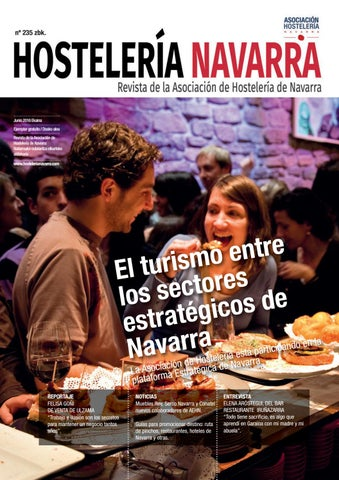 Navarra hosteler a n 235 by nexo comunicaci n issuu for Muebles rey navarra