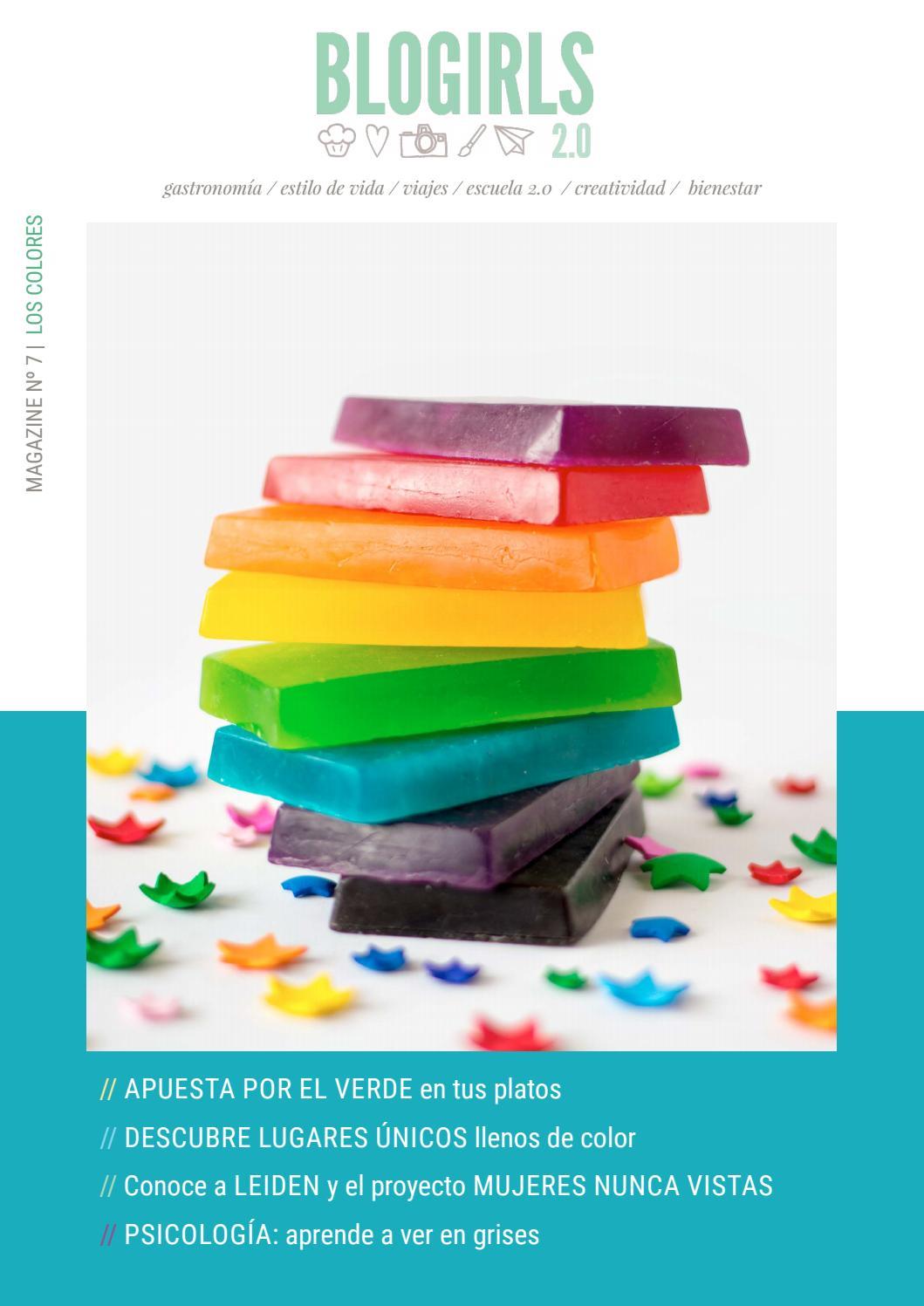 Blogirls 2.0 Magazine - Los Colores by Blogirls 2.0 | Revista Online ...