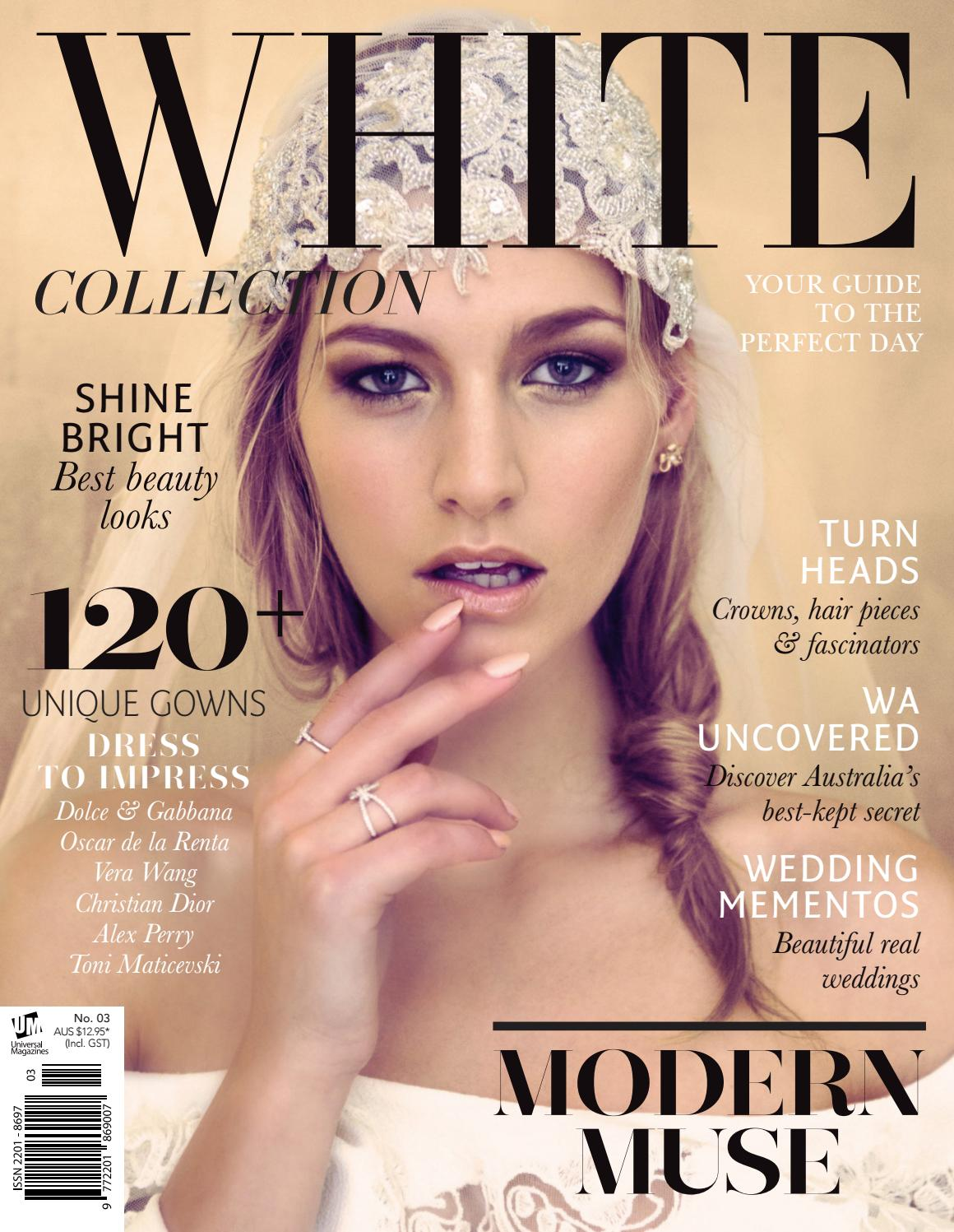 The White Collection 18 by completewedding   issuu