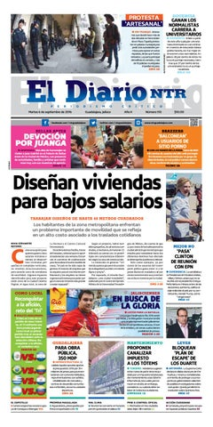 El Diario NTR 512 by NTR Guadalajara - issuu 11d919464d9b4