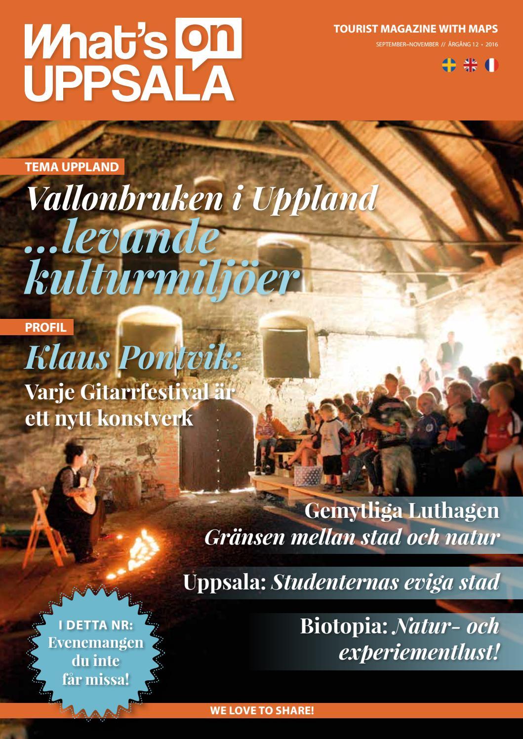 the ark botaniska uppsala - Better Clinics