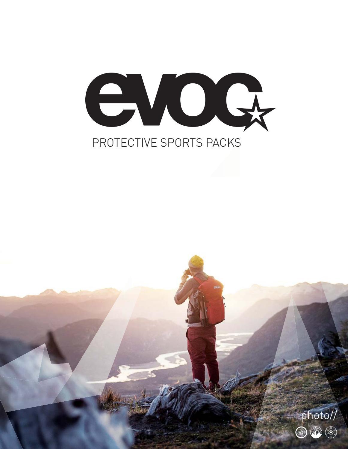 Heather Slate//Olive Backpack Patrol Snow Performance 40L EVOC