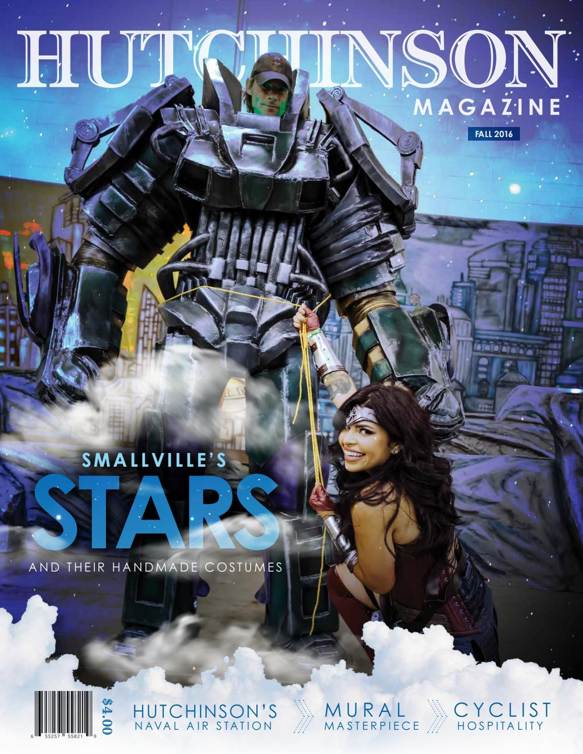 Hutchinson Magazine Fall 2016 By Sunflower Publishing
