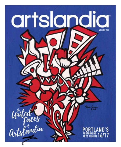 Artslandia Magazine 2016 2017 By Artslandia Issuu