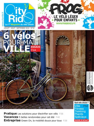 9e7747ea12141 City Ride 32 by Editions Blue Ride - issuu