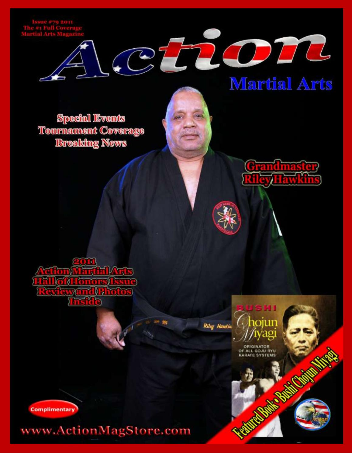 Action Martial Arts Magazine #79 by Action Martial Arts Magazine - issuu