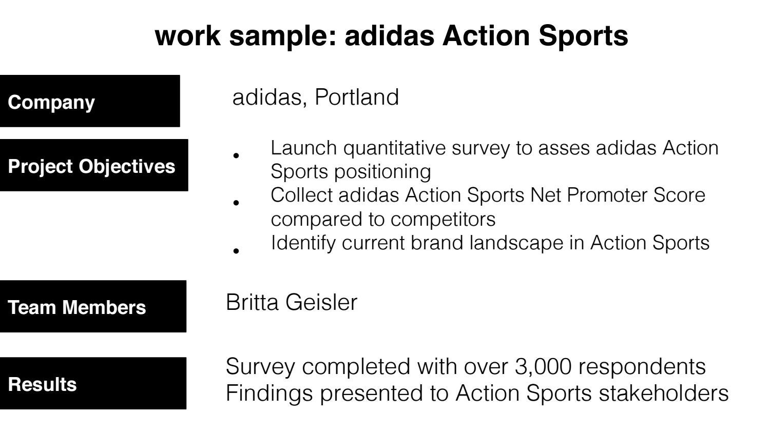 Britta Geisler adidas Quant Survey by Britta - issuu