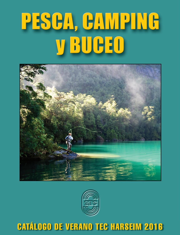 PESCA, CAMPING y BUCEO by TEC Harseim Ltda. - - issuu