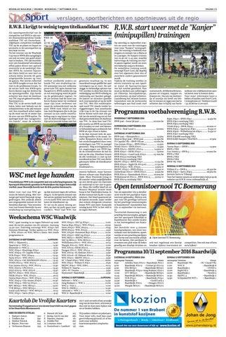 Weekblad Waalwijk 07-09-2016 by Uitgeverij Em de Jong - issuu 6b4474fec364