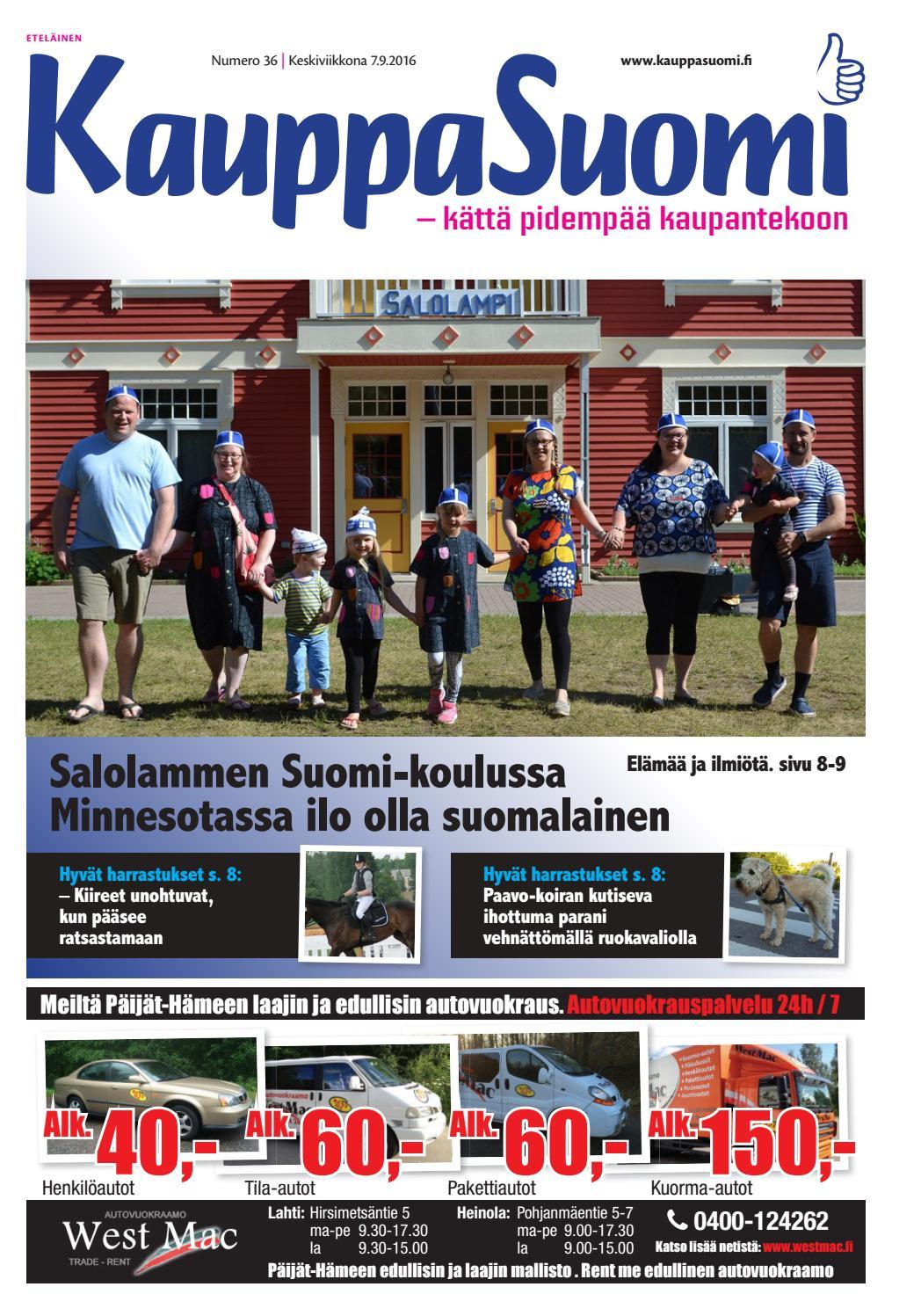 KauppaSuomi 36 2016 (E) by KauppaSuomi - issuu 9f6c1ffcb5