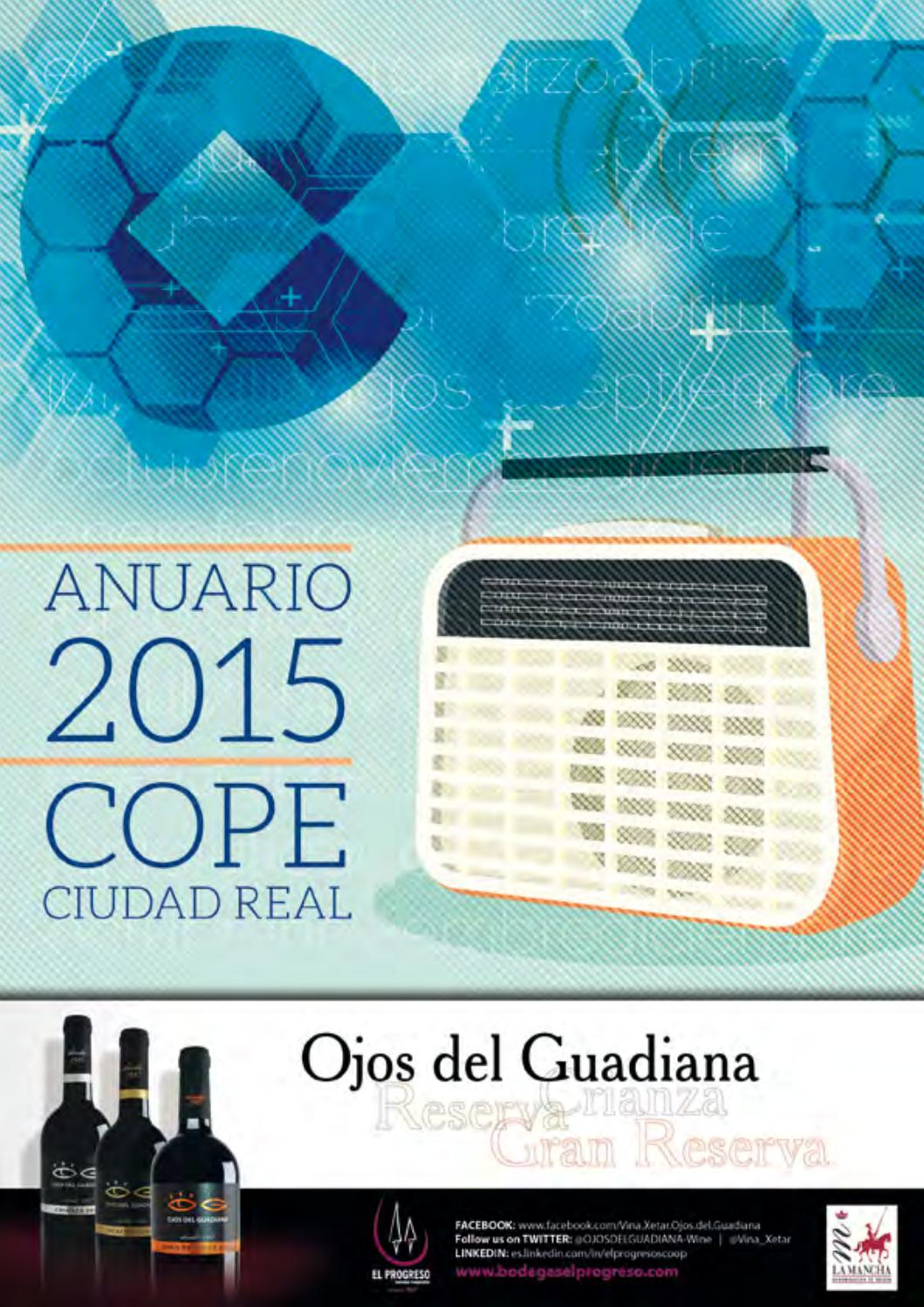 Anuario 2015 COPE CIUDAD REAL by 3D3 Editores, S.L. - issuu