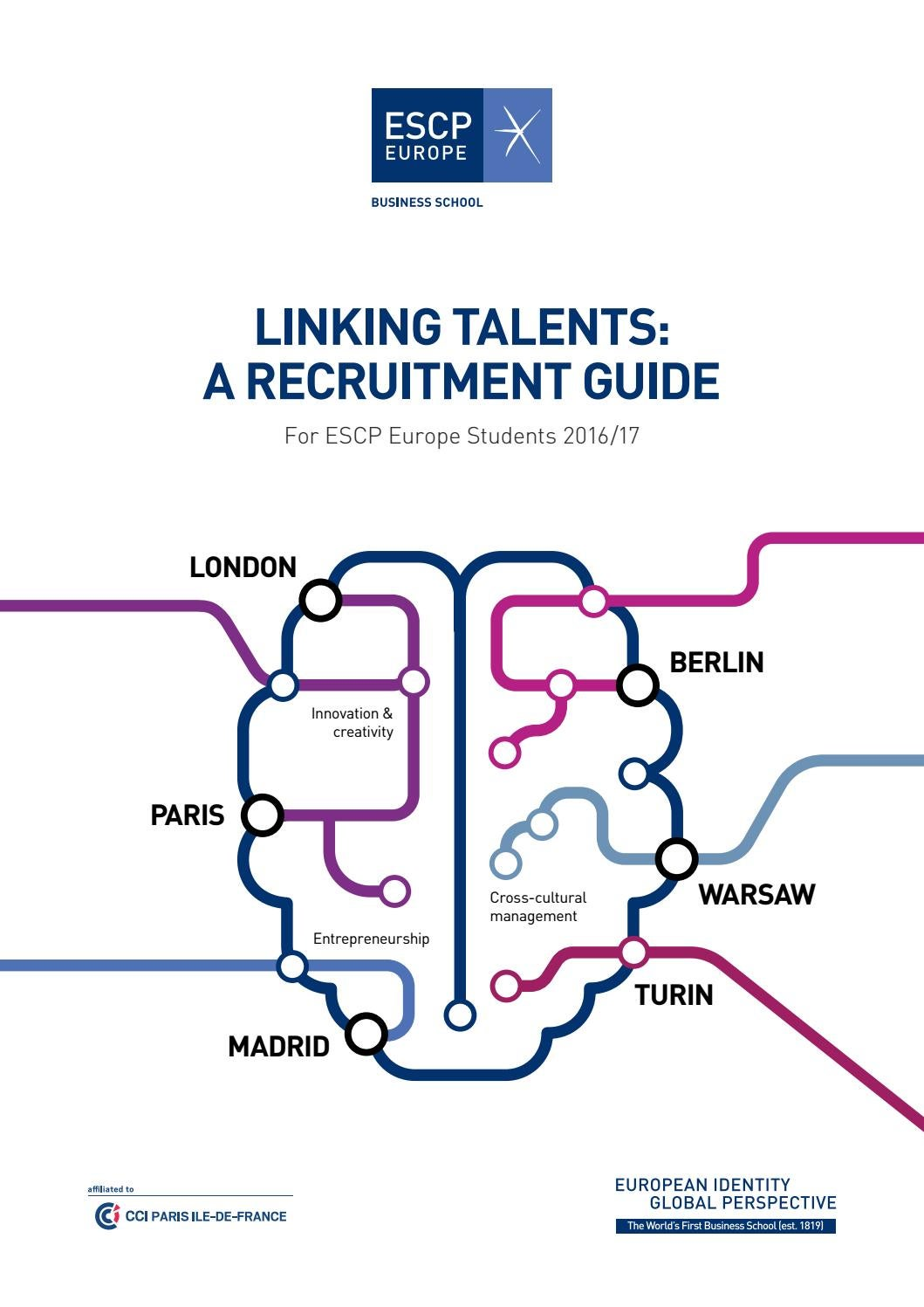 Linking Talents Recruitment Guide 2016/2017 by LinkingTalents - issuu