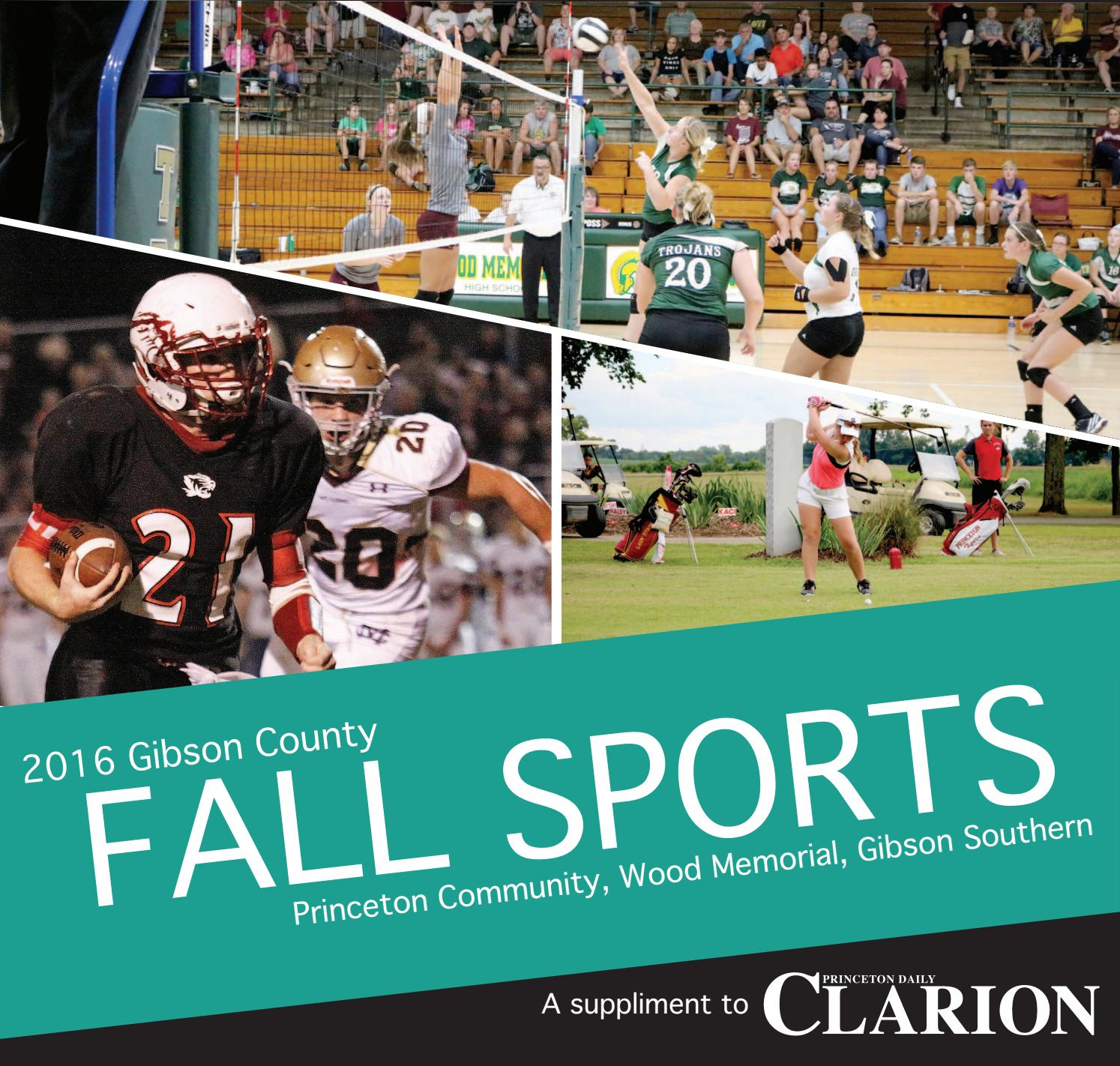 Indiana gibson county francisco - 2016 Gibson County Fall Sports By Princeton Daily Clarion Mt Carmel Register Warrick Standard Issuu