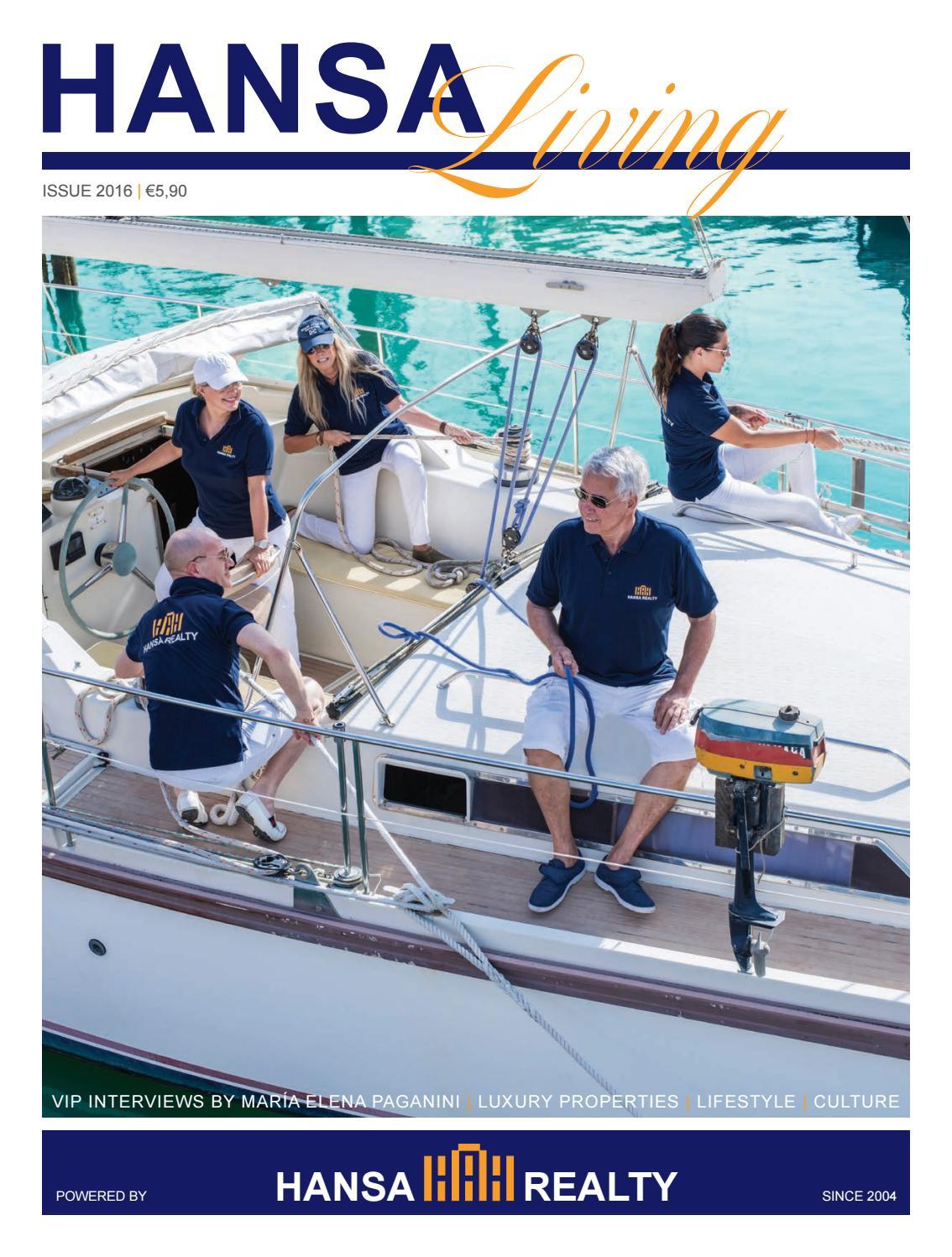 Hansa Living Magazine2016 by Hansa Realty - issuu