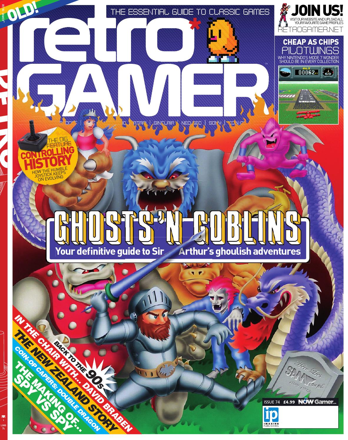 Retro gamer №74 by Michel França - issuu