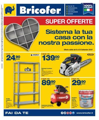 Volantino Bricofer Aversa Settembre 2016 By Bricofer Aversa Issuu