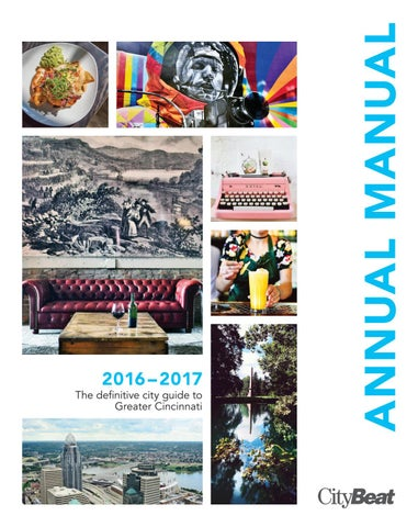 outlet store b3218 7cf11 Annual Manual 2016-17 by Cincinnati CityBeat - issuu