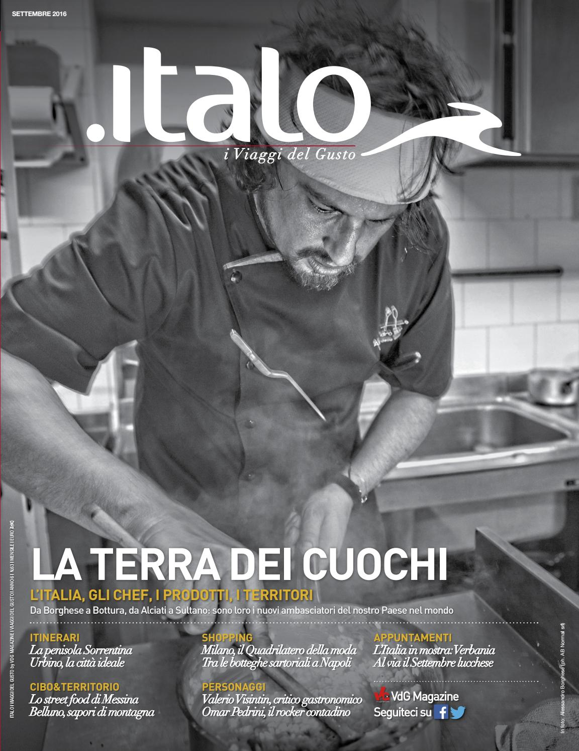 italo settembre 2016 by TravelQuotidiano.com - issuu 3df2e42fe02c