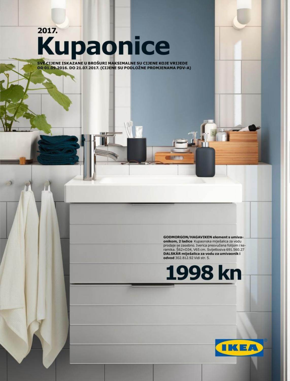 ikea katalog kupaonoce 2017 by issuu. Black Bedroom Furniture Sets. Home Design Ideas