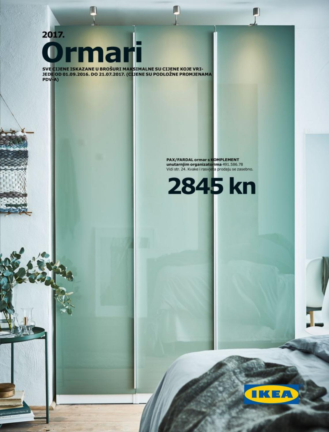 ikea katalog ormari 2017 by issuu. Black Bedroom Furniture Sets. Home Design Ideas