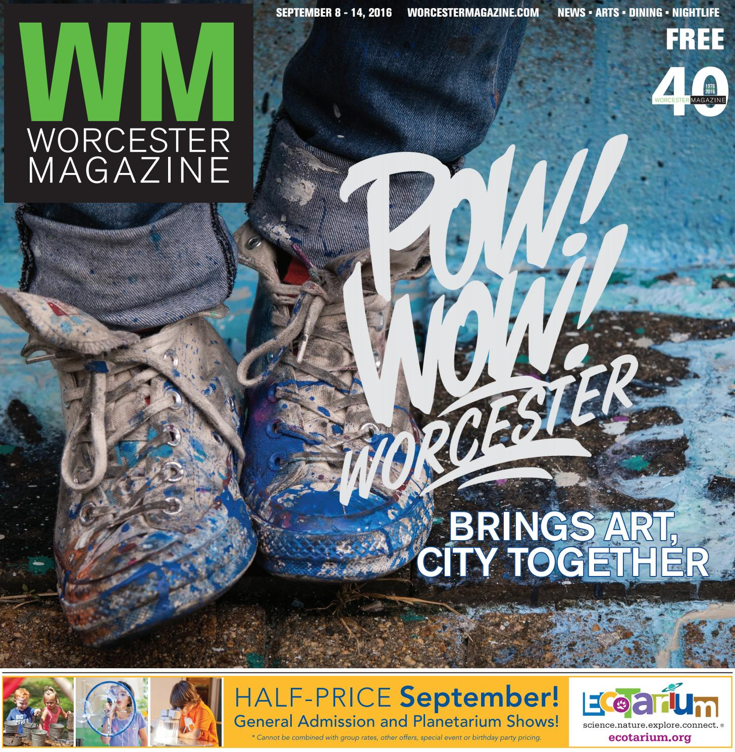 Worcester Magazine September 8 - 14, 2016 by Worcester Magazine - issuu