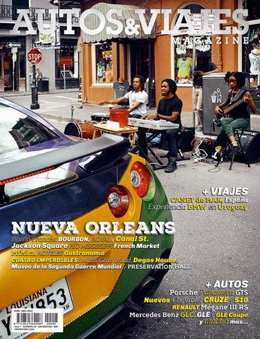 4210ec5f6b Autos&viajes #25 - PRIMAVERA 2016 by Autos&Viajes - issuu
