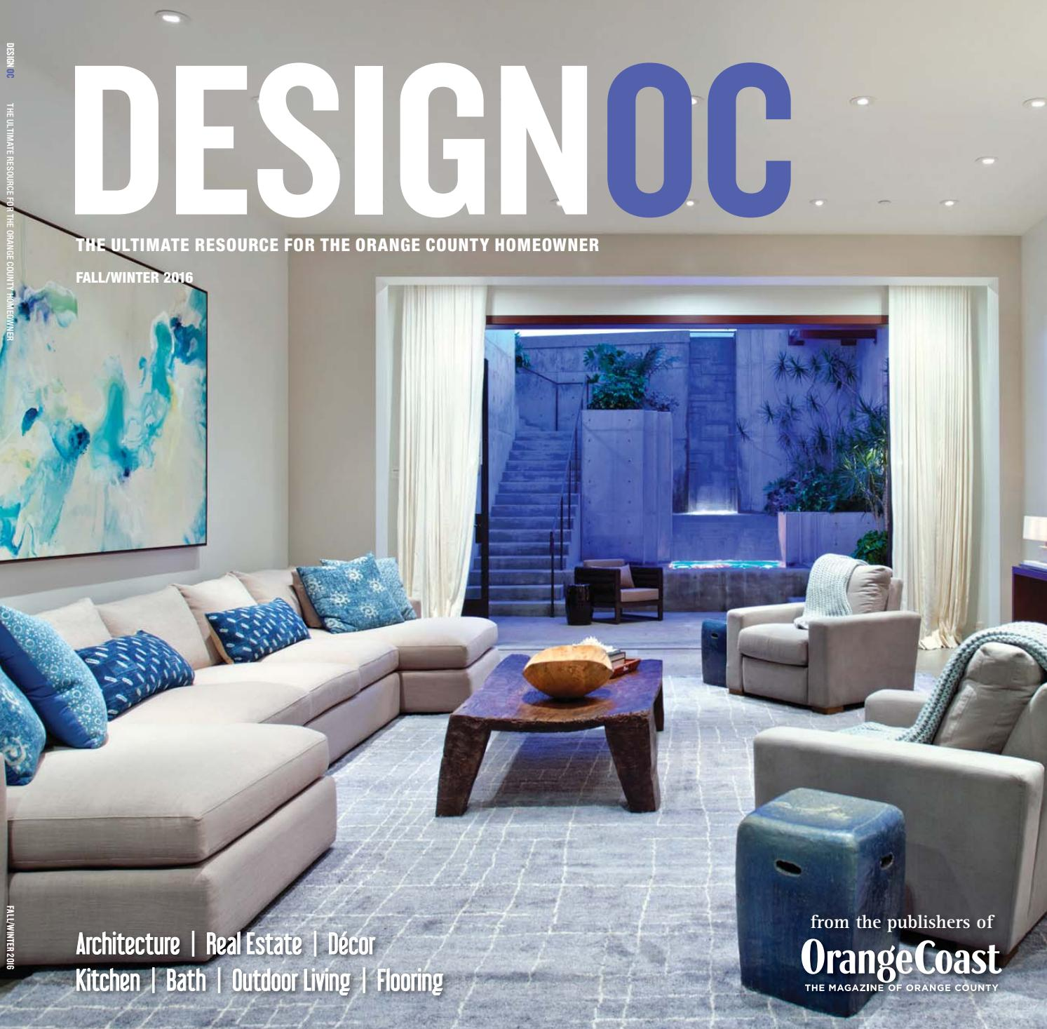 Oc Kitchen And Flooring Design Oc Fall Winter 2016 By Orange Coast Magazine Issuu
