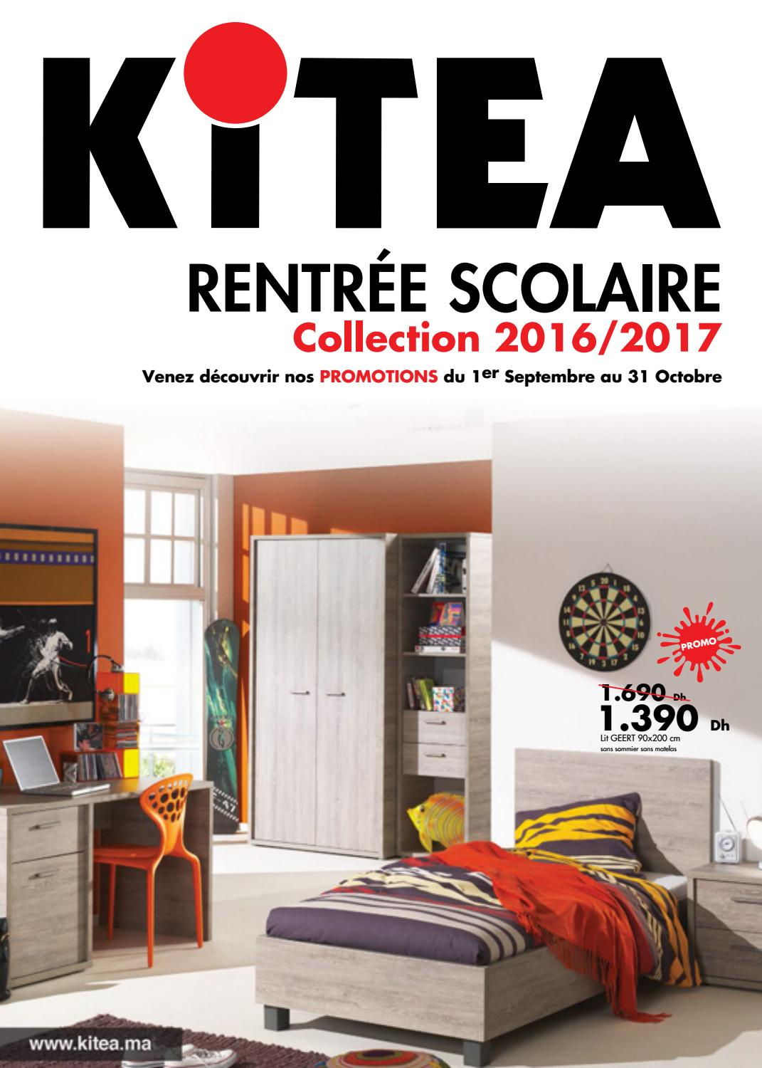 kitea depliant rdc 2016 by promotion au maroc issuu. Black Bedroom Furniture Sets. Home Design Ideas